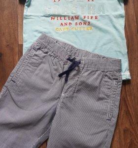 Костюм летний(футболка и шорты)