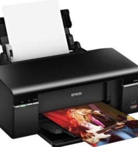 Принтер EPSON STYILUS PHOTO T50
