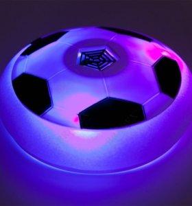 Новинка летающий футбольный диск