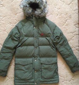 Зимняя куртка adidas originals