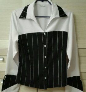 Блуза для офиса р.46