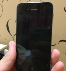 Айфон 4 чёрный