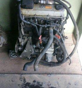 Двигатель Фольксваген пассат б3 2л 115 л.с. 1990