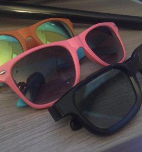 Очки солнцезащитные, 3 д