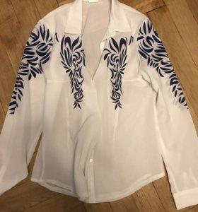 Рубашки 44 размер