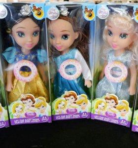 Куклы Маленькие принцессы Диснея