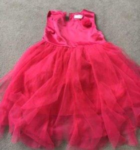 Рост 92 платье