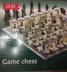 """Шахматы """"Рюмки"""""""