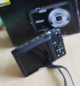 Продаю фотоаппарат nikon coolpix s2600