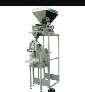 Фасовочно упаковочный аппарат для сыпучих продукто