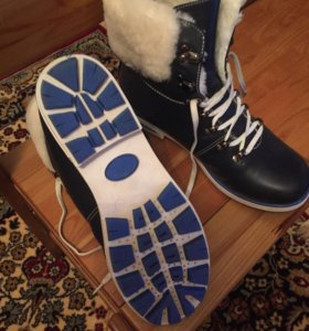 Зимние ботинки 37-38
