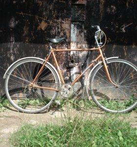 велосипед ХВЗ  спортивно -дорожэны-сделано  в СССР