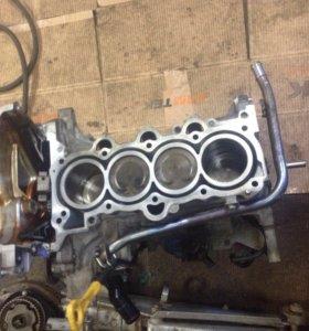 Блок двигателя 2.0 ME20 Nissan Qashgai 2007-2014г