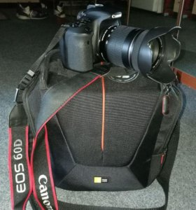 Canon d60 kit 18-135