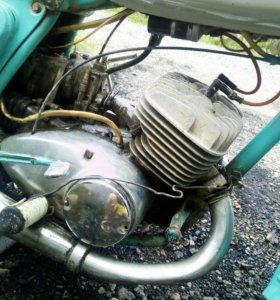 Мотоцикл иж-юпитер 3