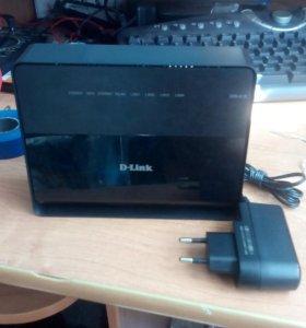 WiFi Роутер D-Link Dir-615
