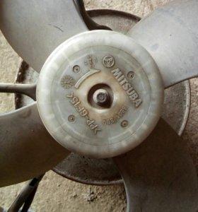 Вентилятор охлаждения двс