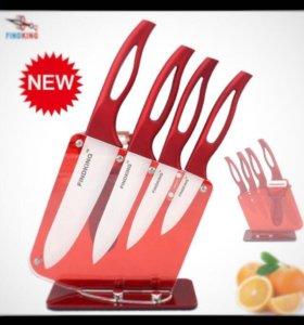 Набор ножей с подставкой