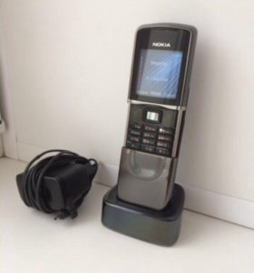 Nokia 8800 Sirocco Black в отличном состоянии