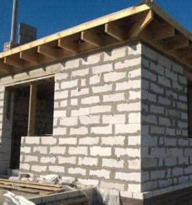Строительство коттеджей, ремонт
