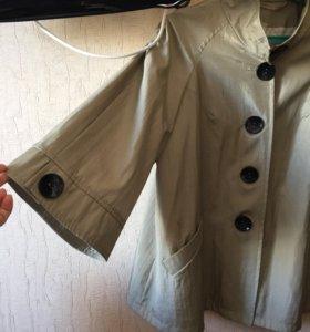 Отличная куртка, одевала пару раз.