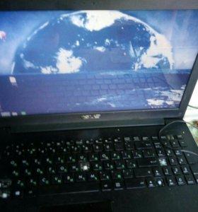 Ноутбук кнопак нет но всё работает
