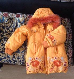Куртка зимняя (детская)