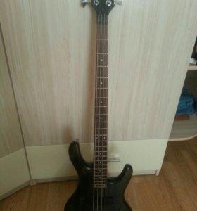 🎼Бас гитара Ibanez EDB400. Пересылка