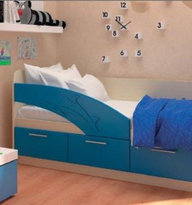 Кровать Дельфин 800 на 1600
