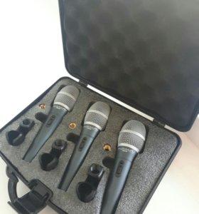 Динамический ручной микрофон Wharfedale Pro DM3.0S