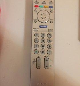 Оригинальный пульт к телевизору Sony