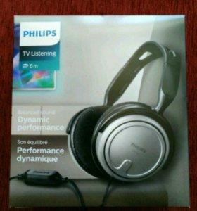 Новые наушники Philips SHP2500 для ТВ
