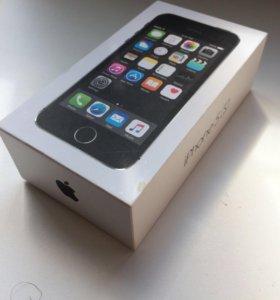 iPhone 5s 16g спейс грей