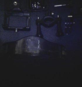 Крепления для экшен камеры