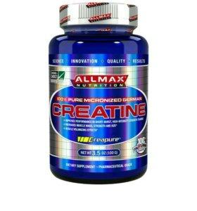 Креатин. ALLMAX Nutrition, 100% натуральный
