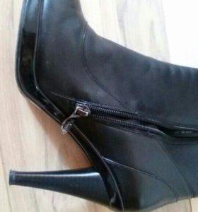 Ботинки женские Paolo Conte