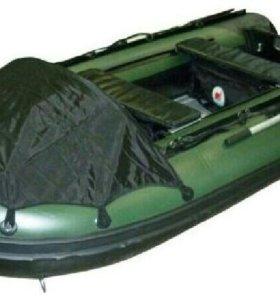 Лодка надувная с мотором DT30