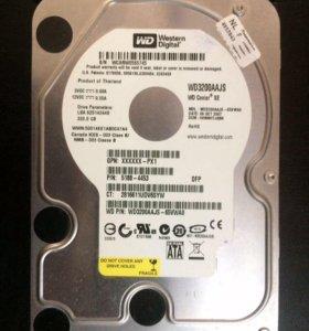 Жеский диск 320 гб