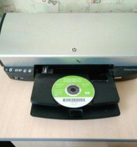 Струйный принтер HP Deskjet D4263