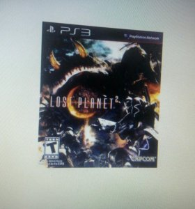 Lost planet 2 ps3 playstation 3