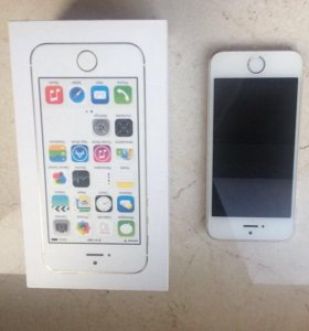 iPhone 5S Gold 16 gb
