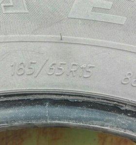 Резина (зима) 185/65 r 15 4 штуки