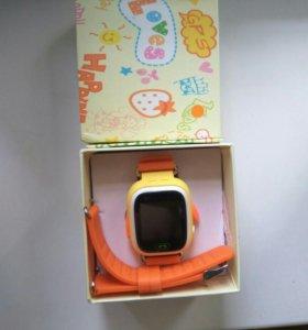 Продам часы с gps для детей