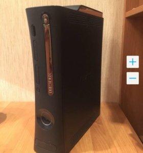 Xbox 360 elite 120 gb (lt 3.0) + игры