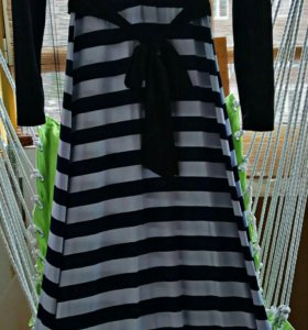 Платье в пол 40-42
