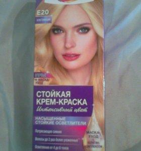 Краска для волос Palette E20