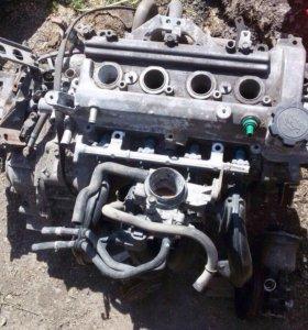 Двигатель vitz