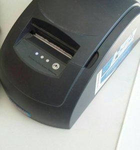 Продается холодильник принтер чеков и сканеры