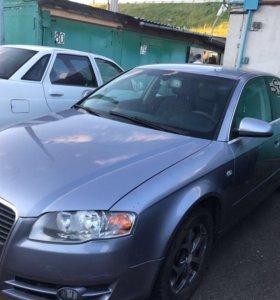 Audi A4 2.0 2005 г