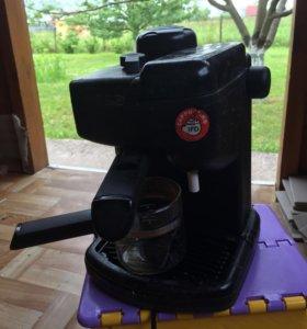Кофеварка эспрессо DeLonghi EC 5